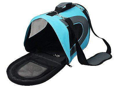 Soft Sided Dog Carrier Pet Travel Portable Bag Home for Dogs,Cats & Puppies