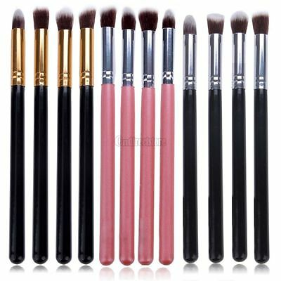 4pcs Professional Eyeshadow Blending Pencil Eye Brushes Set Makeup Tool Cosmetic
