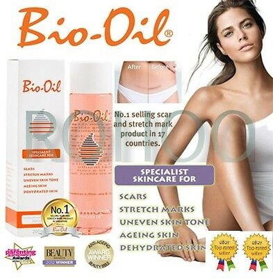 Bio-Oil with PurCellin Oil for Scars Stretch Marks Aging Skin Tone All sizes