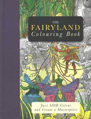 The Fairyland Colouring Book by Beverley Lawson 9781780977171 (Paperback, 2015)