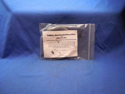 """Thunder Products """"Dial-a-Jet Seal Snorkel Kit w/Filter NOS  NP8696"""