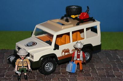 Playmobil Jeep  Top Zustand