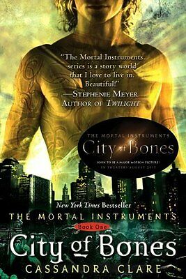 Complete Set Series - Lot of 6 Mortal Instruments books by Cassandra Clare