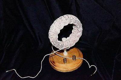 DUOLATERAL Litz Coil for Crystal Radio Sets - Free Shipping in US