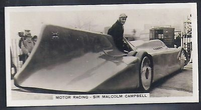 Pattreiouex-Sporting Celebrities (F54)-#24- Motor Racing - Sir Malcolm Campbell