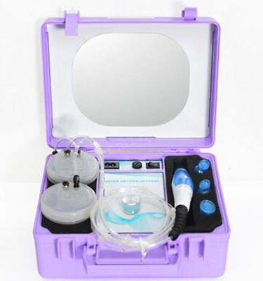 Hydro Microdermabrasion Skin Care Cleaner Water Peeling Dermabrasion Machine UK