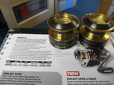New Daiwa Theory Sp Spare Spool Thsp3000A Clearance Offer