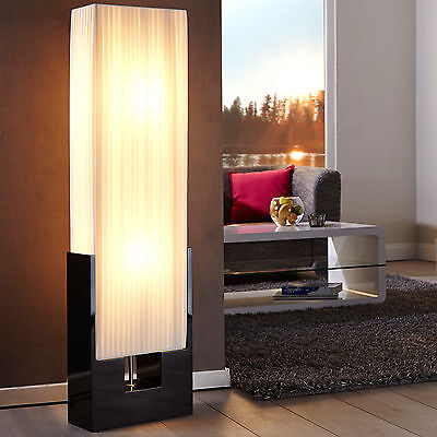 exklusive fiberglas design stehlampe stehleuchten modern ambiente stehlampen eur 115 00. Black Bedroom Furniture Sets. Home Design Ideas