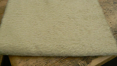 1/16 metre of German Antique Style Mohair