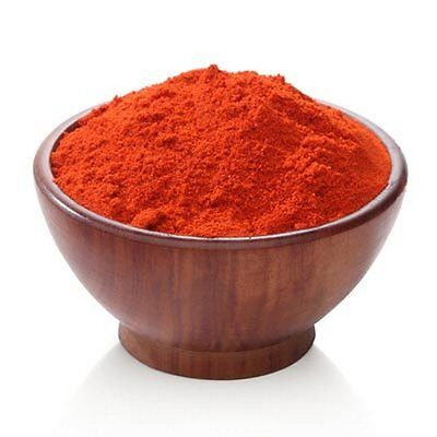 Authentic Indian Spice Dry Red Chilli Powder Freshly Pack Lal Mirch Powder 500gm