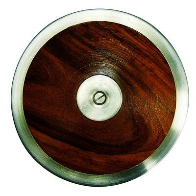 Amber Athletic Gear Club Wooden Training Discus - EUDC
