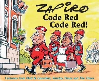 It's Code Red! by Zapiro 9781431420995 (Paperback, 2014)