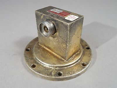 Microwave Research SP87 Waveguide WR187