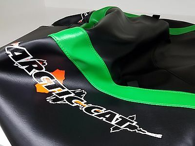 Arctic Cat 07 M Series NEW SEAT COVER Green, Open Box, Free Shipping, 3706-425