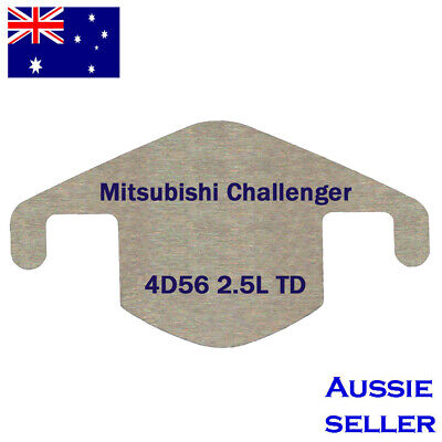EGR Blanking Plate 202 Mitsubishi Challenger 4D56 2.5L TD direct injection