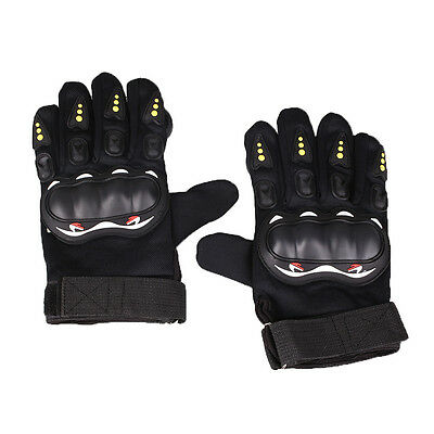 Pair Skateboard Freeride Slide Protective Gloves Longboard with Foam Palm