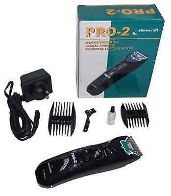 Animal Trimmer - Clippers Horse Trimmer - Dog trimmer - Cordless - Rechargeable
