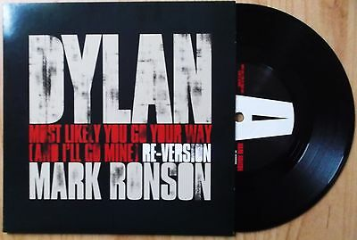 "Bob Dylan Mark Ronson 7"": Most Likely You Go Your Way (Neu;lim.edt)"