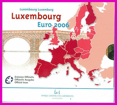 Promotion Luxembourg Euro Annee 2006 Qualite B.u  Blister Neuf