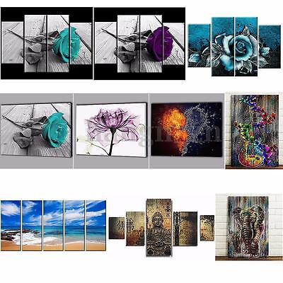Unframed Modern Abstract Art Canvas Print Oil Painting Animal/Picture Wall Decor