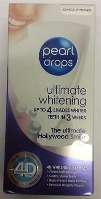 Pearl Drops Hollywood Smile Toothpolish - UK Product