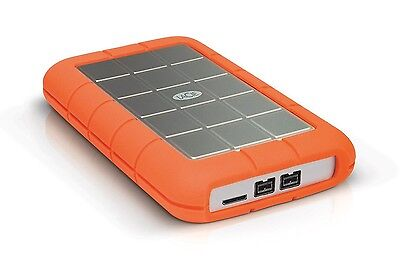1TB LaCie Rugged Triple Interface Hard Disk (2x Firewire 800, USB3.0, USB2.0)