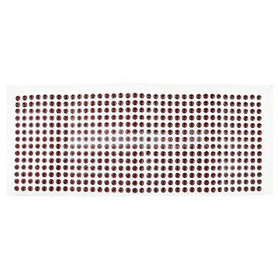 500pcs 5mm Red 3D Holographic Fishing Lure Eyes/ Fly Tying/ Jigs/ Crafts