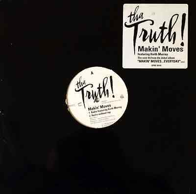 "TOTAL - No One Else (12"") (PROMO) (G-/NM)"