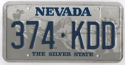 NEVADA Goat AMERICAN LICENSE NUMBER PLATE #NVgoat