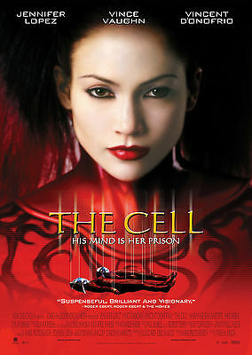 The Cell (2000) - A1/A2 POSTER **BUY ANY 2 AND GET 1 FREE OFFER**
