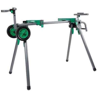 Heavy-Duty Portable Miter Saw Stand Hitachi UU240F New