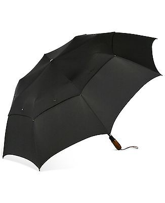 $215 Shedrain Windpro Automatic Black Open/close Compact Folding Rain Umbrella
