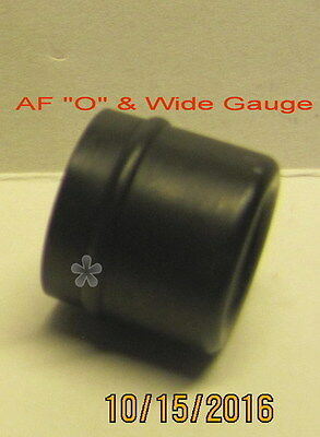 "American Flyer Chicago ""O"" & Wide gauge, Headlight Ferrule (Black)"