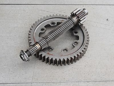 Sadev Clio 182 172 CUP GrN Ragnotti Dog Box Flywheel and Main shaft Final 11/52