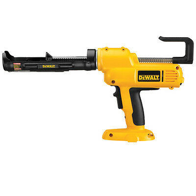DEWALT DC545BR 18V 18 Volt Cordless Adhesive Caulk Gun Dispenser 10oz TOOL ONLY