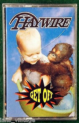 Haywire - Get Off (Cassette, 1992) Rock, Down On You