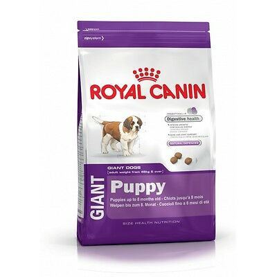 Croquettes Royal Canin Giant Puppy Sac 15 kg
