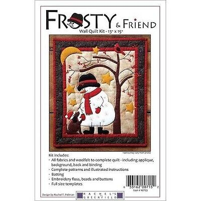 FROSTY & FRIEND Wall Quilt Kit - Rachel's of Greenfield
