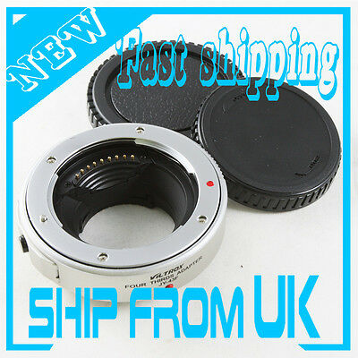 Auto Focus Adapter for Four Thirds lens to Olympus Panasonic Micro 4/3 as MMF-1