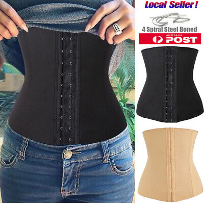 Body Shaper Waist Trainer Belly Tummy Control Cincher Corset Sport Underwear KY0