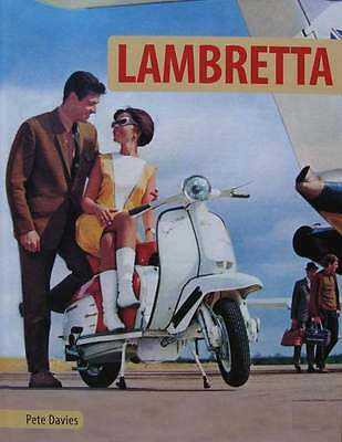 LIVRE NEUF : LAMBRETTA (scooter de collection,oldtimer,li 125,150 special,sx 150