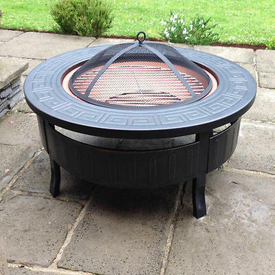 firepits chimeneas barbecuing outdoor heating garden
