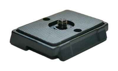 Quick Release Plate - Manfrotto QR 200PL-14 Compatible - NEW Budget Version