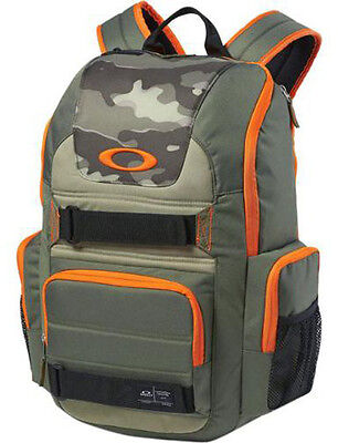 NEW Oakley Enduro 25 Crestible Camouflage Dark Brush Backpack/Carry-On Bag