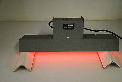 Vintage Aristo Darkroom safe light C-RS18 Tested Made in the USA