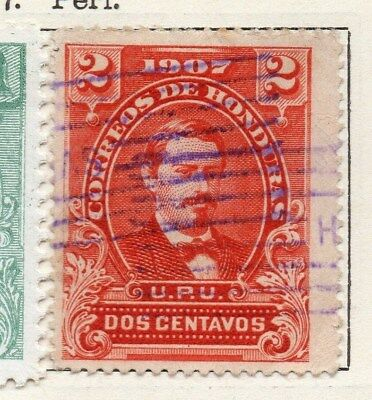 Honduras 1907 Early Issue Fine Used 2c. 098813
