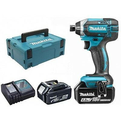 Visseuse à chocs MAKITA DTD152RMJ 18 V Li-Ion (2 x 4 Ah) 165 Nm
