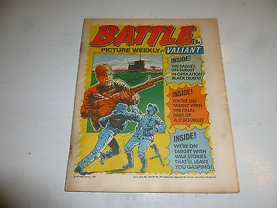 BATTLE PICTURE WEEKLY Comic - Date 19/02/1977 - UK Paper Comic (Rusty Staples)