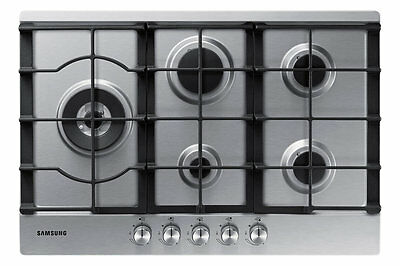 Samsung NA75J3030AS Build In Stainless Steel Kitchen Gas Hob Brand New !!!