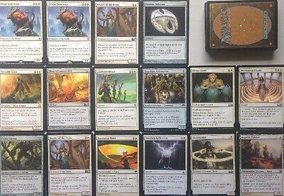 Instant LIFE GAIN DECK! Ready To Play 60 Cards Mtg White Lifegain